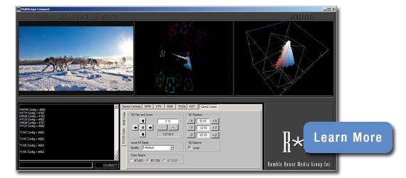 graphics image analyzer